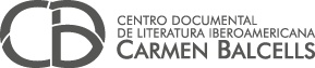 Logotipo del centro documental Carmen Balcells