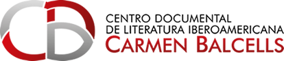 Logotipo del Centro Documental Carmen Balcells.